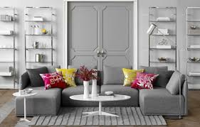 Gray Living Room Set And Home Accessories Gray Living Rooms Decorating Ideas  Design Ideas