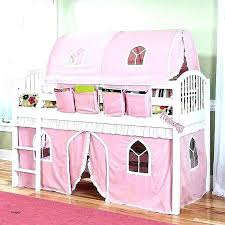 Bunk Bed With Tent Bunk Bed Canopy Super Easy Bunk Bed Tent ...