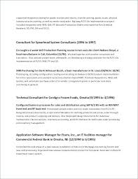 Cyber Security Resume Best Of Security Resume Example It Security