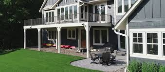 hardscapes and custom paver patio