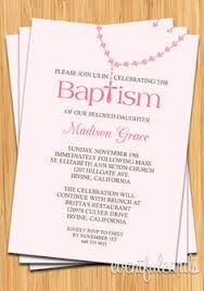 Catholic Baptism Invitations Impressive Catholic Baptism Invitation Wording 12 Inspiration