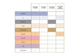 Blondme Color Product Range Cool Hair Color Schwarzkopf