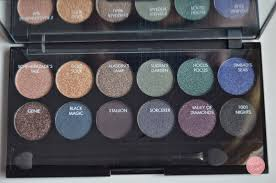 sleek makeup i divine arabian nights palette