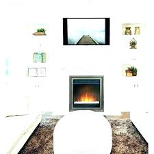 electric fireplace with bookshelf bookshelves bookcase southern enterprises sei tennyson