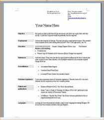 How To Do A Resume For A Job Amazing Resumes What Is For Job Hybrid Surprising A Resume Templates Cover