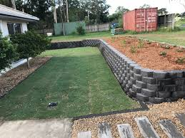 landscape retaining wall s are available in numerous aesthetic finishes and colours to enhance the overall aesthetic landscapes you require within