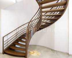 ... Adorable Pictures Of Circular Staircase Design And Decoration :  Adorable Modern Interior Stair Design Using Modern ...
