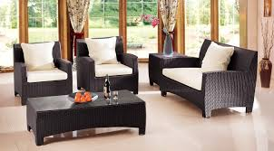 Wicker Living Room Sets Pe Rattan All Weather Rattan Furniture Rnb Rattan N Basket