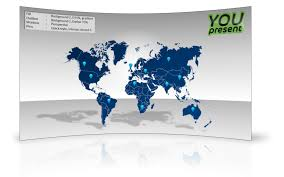 28 Images Of World Map Powerpoint Template Leseriail Com