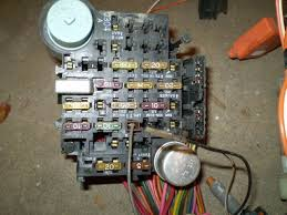 el camino fuse box wiring diagrams