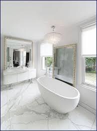 Carrara Marble Tile White Bathroom Design Ideas Modern Bathroom For Magnificent Carrara Marble Bathroom Designs