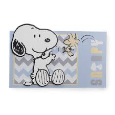 stylish snoopy wall art my little d cor lamb ivy uk decal canva christma and woodstock