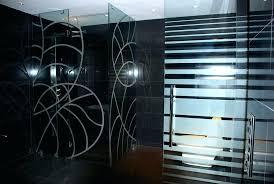 etch glass door etching glass shower doors etched glass door contemporary etched glass sliding shower doors