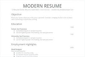 Blank Resume Examples Resume Examples Templates Basic Example Basic