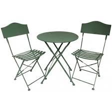 salon table chaise jardin bistrot fer métal pliable magasin provins