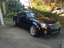 Michael Whitten's 2004 Cadillac CTS-V