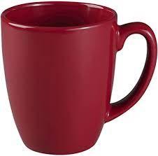 Wmcc the pulse @wmccradio 9 апр. Amazon Com Corelle Livingware 11 Ounce Stoneware Mug Red Coffee Cups Mugs
