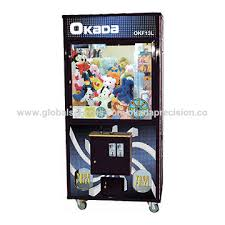 Weave Vending Machine Best Taiwan Crane Machine From Dali District Manufacturer Okada