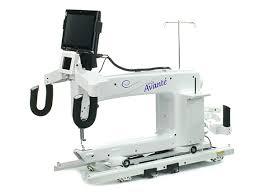Handi Quilter - HQ18 Avante & Should I go with the HQ Pro-Stitcher? Adamdwight.com