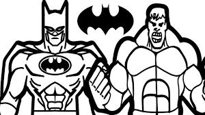 Ninjago kai kx in elemental robe coloring page. Batman And Hulk Coloring Pages Coloring And Drawing