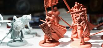 our in depth preview of cmon s a song of ice and fire geek and   and cut himself while assembling thousands of miniatures i m very excited to hear that all of the miniatures for a song of ice fire