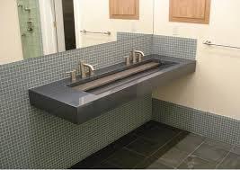 commercial bathroom sink. Bathroom Sink Commercial Restroom Countertops Trough M