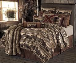 rustic mountain cabin bedding yahoo