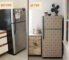 how to wallpaper furniture. furnituremakeoverwallpaper16 how to wallpaper furniture 5