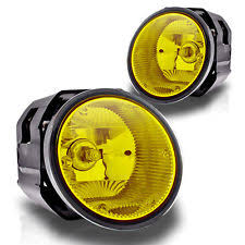 nissan maxima car truck fog driving lights 00 01 nissan maxima 01 04 frontier 00 03 sentra yellow fog lights w wiring kit fits nissan maxima
