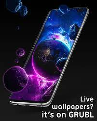 GRUBL™ Live Wallpapers 4Κ & Ringtones ...