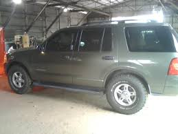 2006 ford explorer tires size will i have problems 285 tires v6 ford explorer and ford
