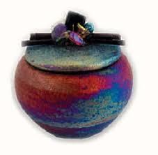 Dream Catcher Jar Amazon Mini Raku Dream Catcher Jar wishing pot FACTORY 22