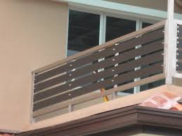 Balcony Balustrade Ideas Is Captivating Design Ideas Which Can Be Applied  Into Your Balcony 6533 |