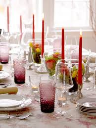 Setting A Dinner Table Beautiful Table Settings For Any Party Hgtv
