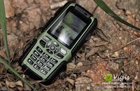 Chinese Vigis Rugged Outdoors Waterproof Shockproof Mobile Phone