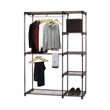 the best basic closet organizer freestanding garment organizer
