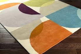 navy and orange rug modern orange rug brilliant burnt orange rug orange navy 5 x 7 navy and orange rug