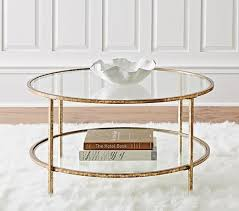 round glass coffee table stunning tables with intended for inspirations 19