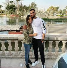 معلومات لا تعرفها عن راندا رياض زوجة محمد الشرنوبي   نجوم الفن