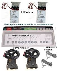 jandy aqualink rs pool spa control systems