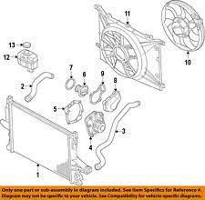 volvo car truck water pumps genuine oem volvo oem 10 16 xc60 engine water pump 31293303