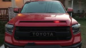 Tundra Night Rider Light Bulge Effects Toyota Tundra Forum