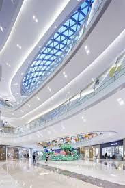 gemdale lake town dajing ping mall lighting lighting design moderndesign ironageoffice