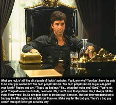 Scarface Quotes Best Scarface Quotes Funnyzela Me Gusta Pinterest Scarface