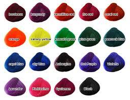Crazy Colour Semi Permant Hair Dye 100ml Bottle Violette Purple Colour