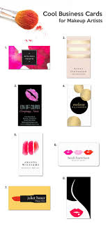 makeup business cards designs best 25 makeup business cards ideas on pinterest makeup artist