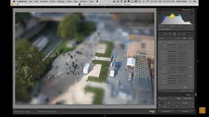 do you like photos with tilt shift effect if you do then you know there are plenty of ways to make them you can either a tilt shift lens or make