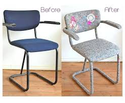 reupholster an office chair. reupholster office chair how to an old design waffle blog service