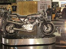 Motorcycle Display Stand Two new Brough Superiors at Eicma 100 Visordown 79