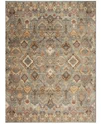 a grey and multicolored rug carpet available through david e adler oriental rugs in